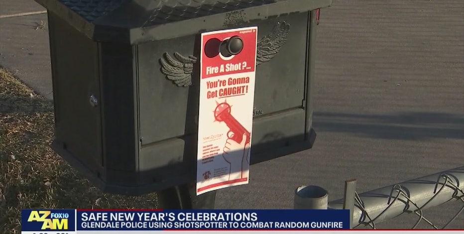 Glendale Police use ShotSpotter to combat random gunfire