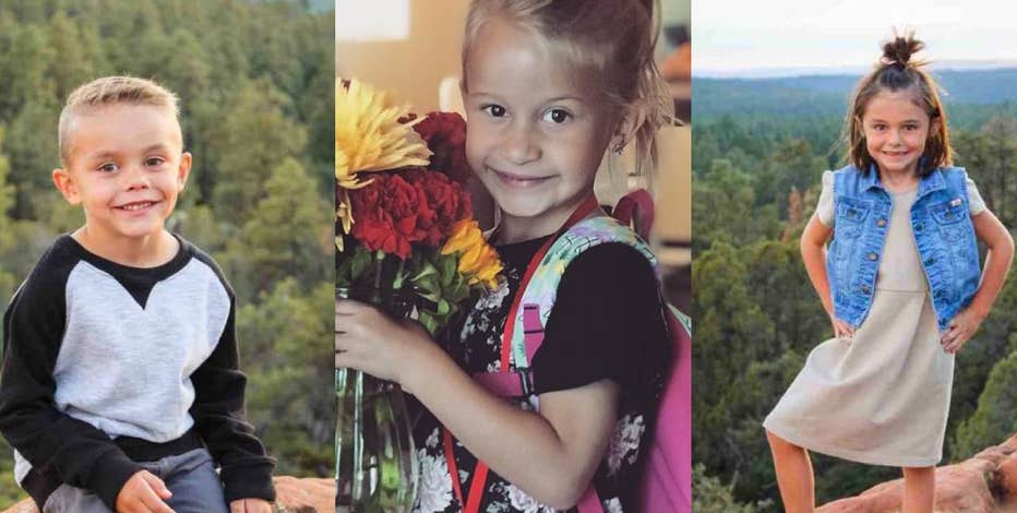 Parents of children who died in Tonto Basin facing manslaughter, child abuse charges