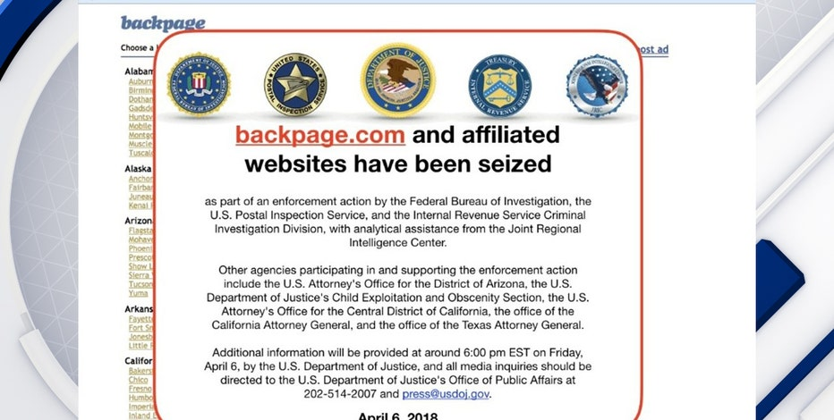 Ex-Backpage execs want judge in their criminal case recused