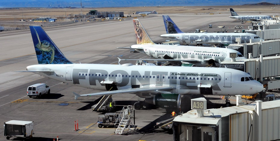 Frontier Airlines launches coronavirus 'More Room' seat option