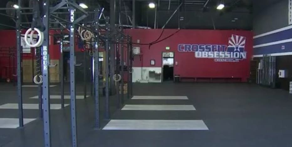 Some Arizona gyms, fitness centers staying open and defying Gov. Ducey's order to close