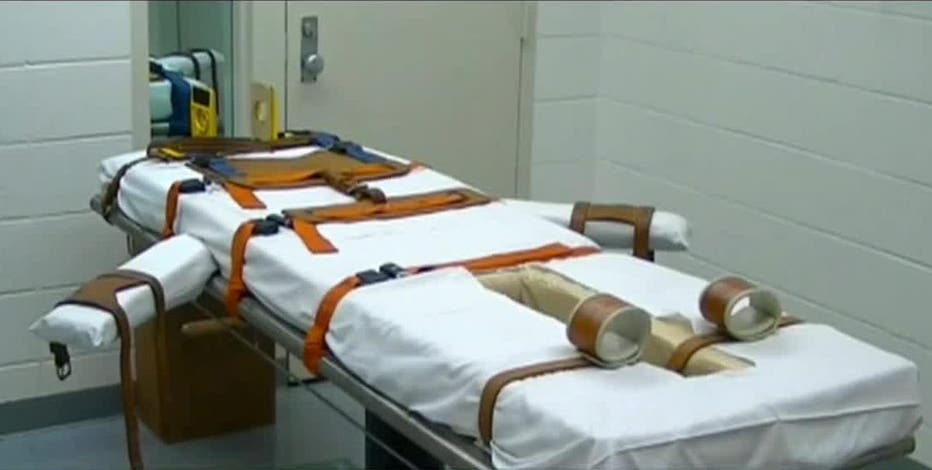 Execution set for sole Native American on federal death row