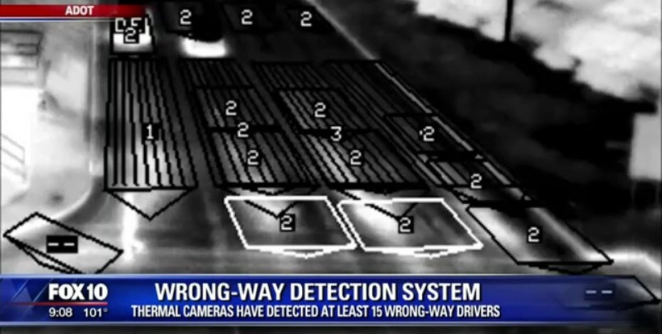 ADOT: Wrong-way detection system pretty effective