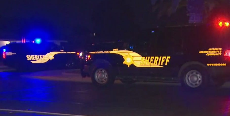 MCSO: Man dead following deputy-involved shooting in Mesa