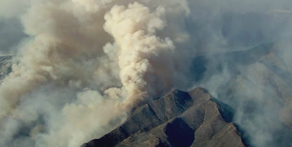 Coronavirus challenging for crews fighting Arizona wildfires
