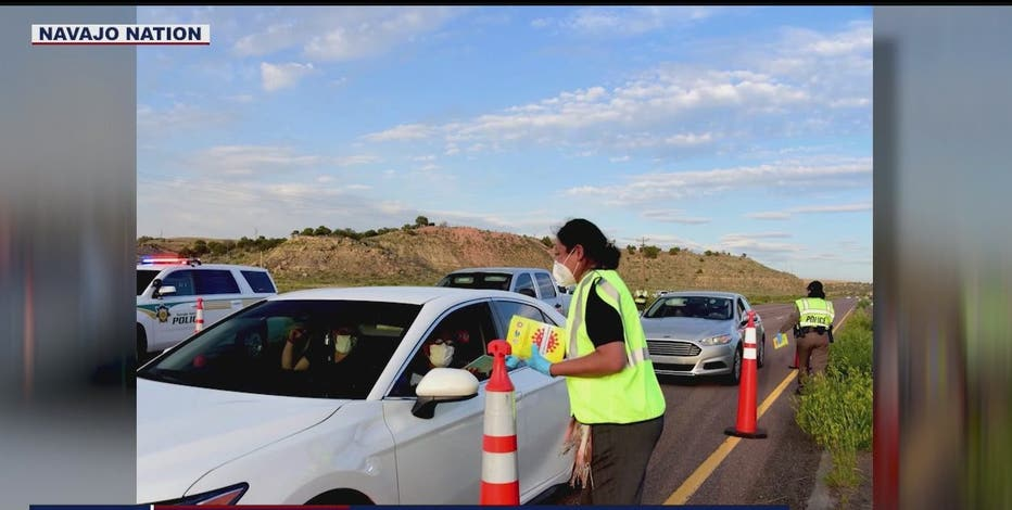 Navajo Nation reports 69 new COVID-19 cases, but no deaths