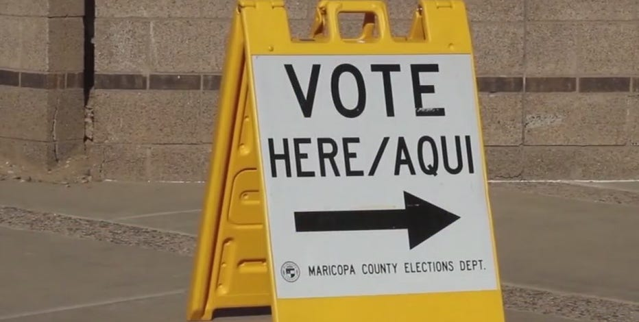Big Arizona voter turnout brings slow results, few surprises