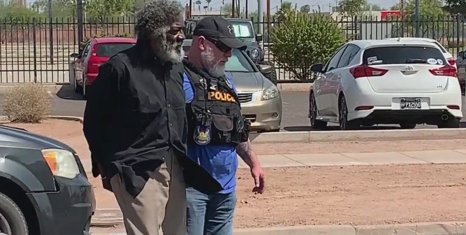 FBI: Person in custody in connection with drive-by shooting outside federal courthouse in Downtown Phoenix