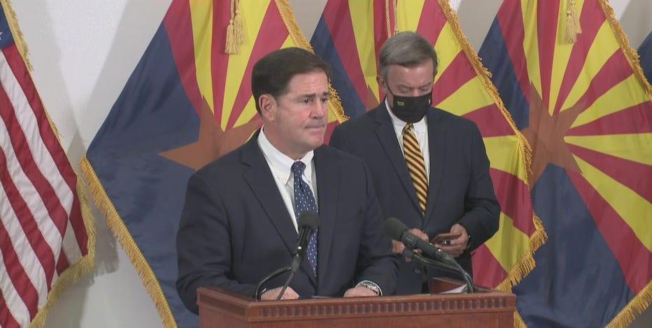 Arizona governor shorts some schools on promised grants