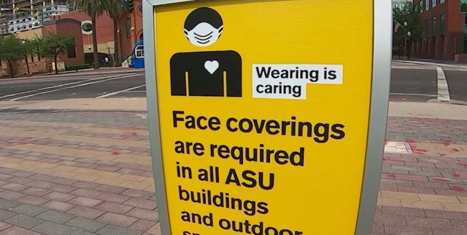 Members of ASU community criticizing university over handling of COVID-19 cases