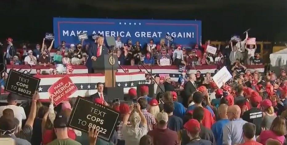 Arizona volunteers preparing for President Trump's Sept. 14 'Latinos for Trump' visit