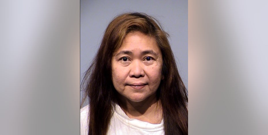 Caregiver of elderly Arizona man accused of theft, forgery