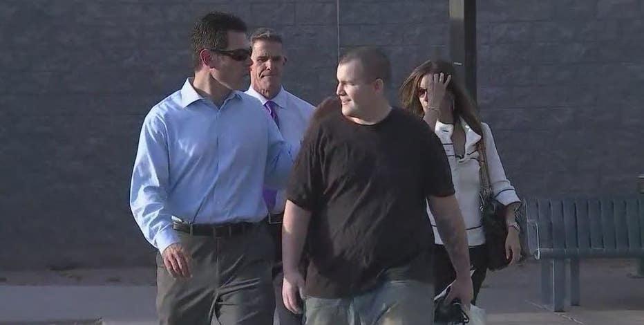 Man exonerated in 2015 freeway shootings seeks damages; trial set