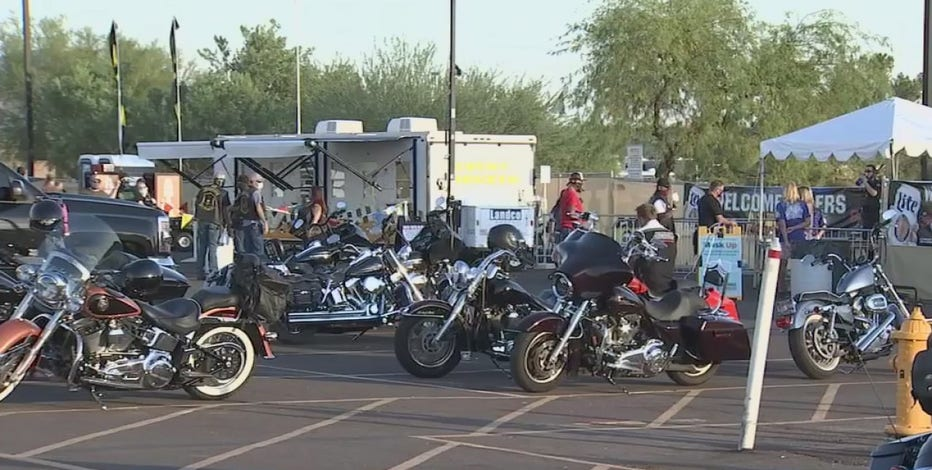 Restrictions in place at Arizona Bike Week amid ongoing COVID-19 pandemic