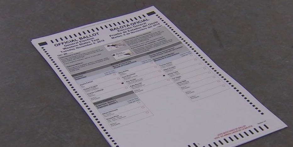 Voting early? You can track your ballot if you live in Maricopa County