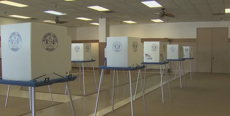 Maricopa County elections officials detail measures intended to keep voters safe as Election Day approaches