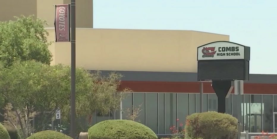 Combs High School in San Tan Valley closed due to COVID-19 cases