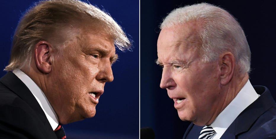 Trump, Biden fight hard for Arizona's 11 electoral votes