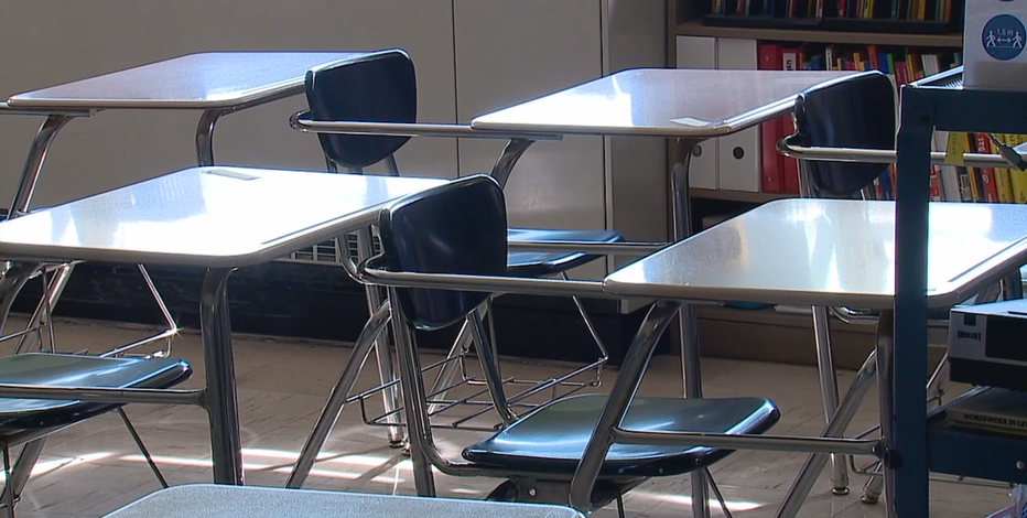 Schools in Peoria remain open for in-person learning option even as Arizona sees COVID-19 surge