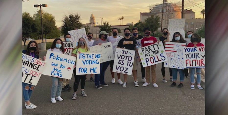 How the Latino vote shifted historically red Arizona to blue