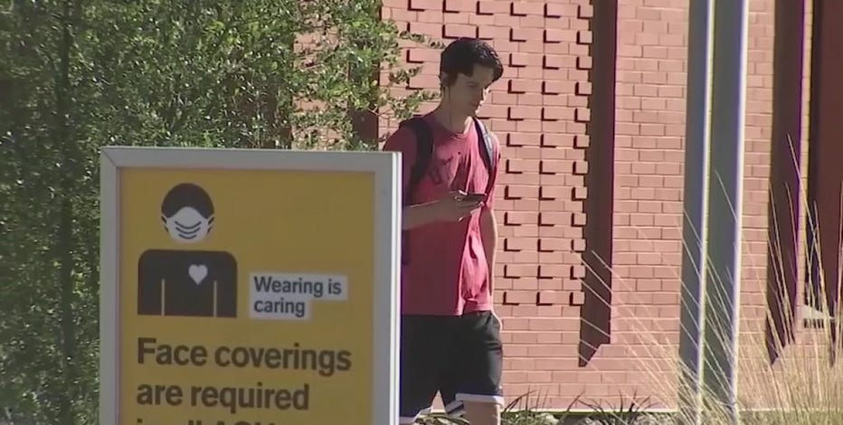 Arizona students struggle with heading home for the holidays during the pandemic