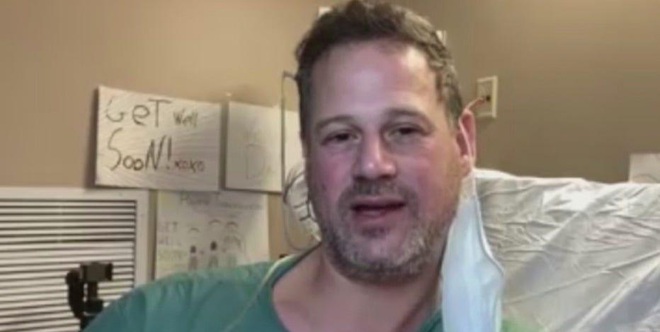 Phoenix man shares story of COVID-19 battle on TikTok