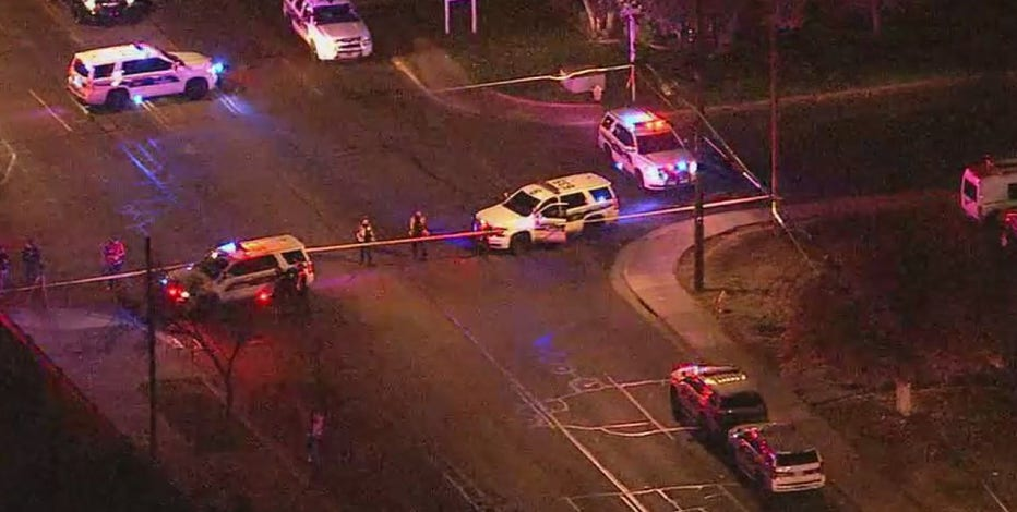 Suspect dead after being shot by Phoenix Police near 27th and Myrtle Avenues