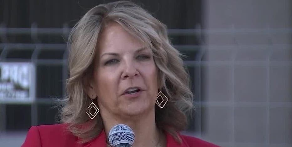 Arizona GOP chairwoman appeals dismissal of suit seeking to undo Biden win