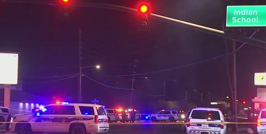Phoenix PD: Woman shot by police had pointed gun at officers