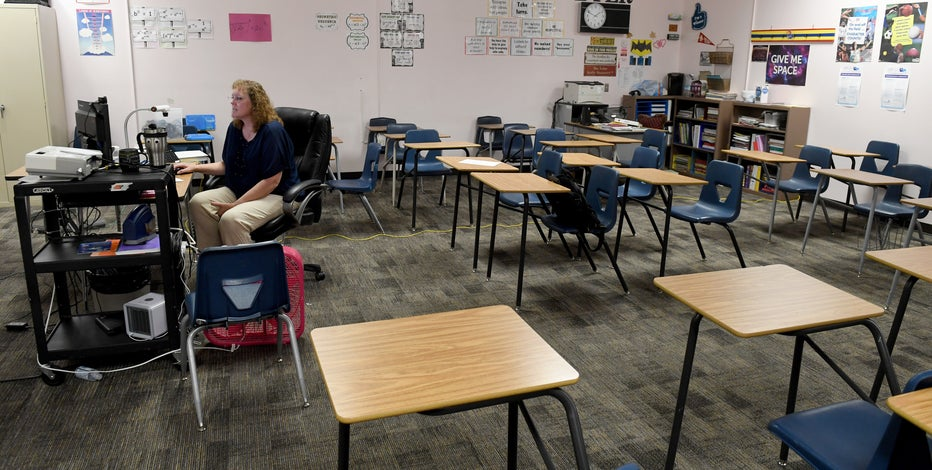 Chandler teachers demand return to virtual learning, planning to stage 'sick out'