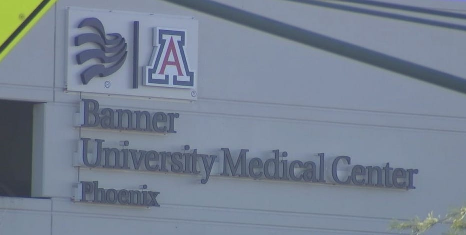 Multiple Phoenix-area hospitals diverting incoming emergency transports due to influx of patients