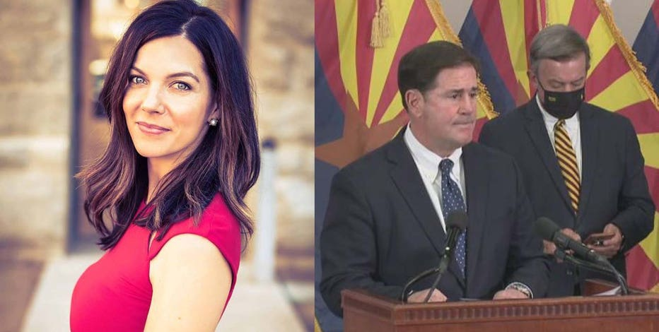Arizona lawmaker seeks to end Gov. Ducey's COVID-19 emergency declaration