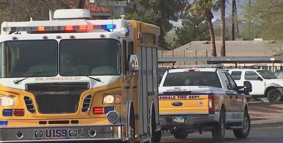 Phoenix apartment complex suffers hazmat situation, power outage