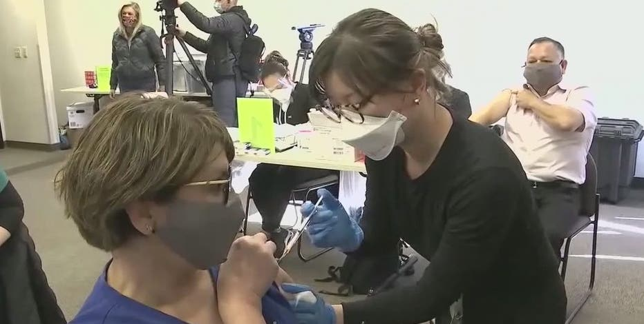 Phoenix Union High School District to set up COVID-19 vaccine distribution sites at 4 of its campuses