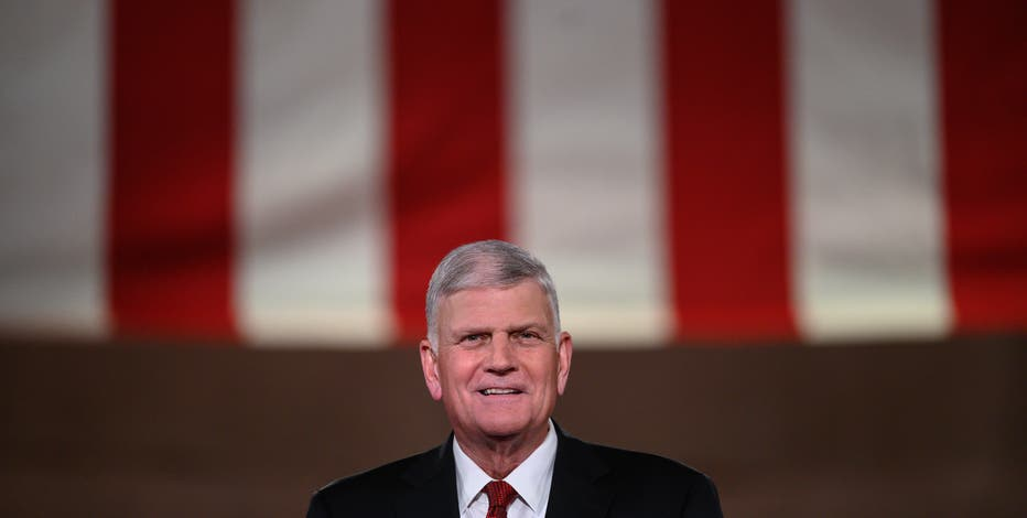 Franklin Graham compares Republicans who voted for 2nd Trump impeachment to Jesus' betrayal