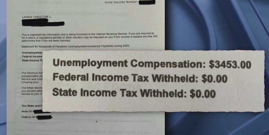 Arizonans learning of unemployment fraud in their names after receiving tax forms