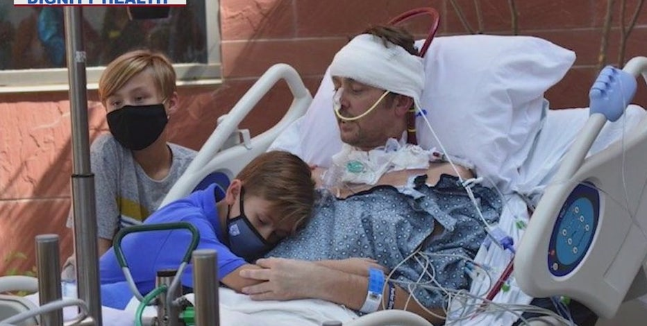 Artificial lung treatment saves Arizona man's life while battling COVID-19