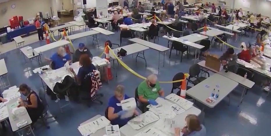 Quick ruling promised on Arizona Senate push for ballots