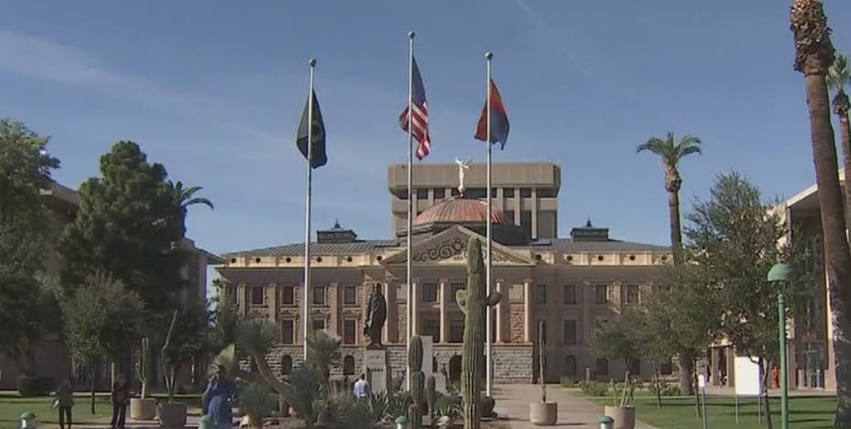 Arizona State Senate to consider contempt charge in election fight