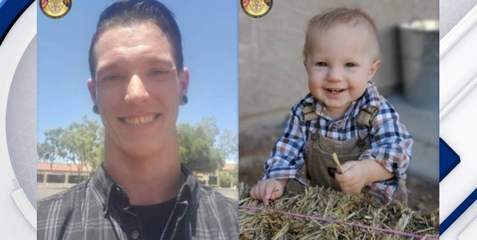 PD: Peoria AMBER Alert suspect intentionally hit boy's mother with van