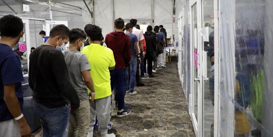 Arizona Gov. Ducey blames President Biden for migrant surge at the southern border