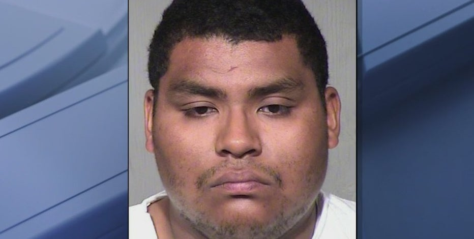 Phoenix man sentenced after stabbing gas station clerk, stealing radioactive material and setting car on fire