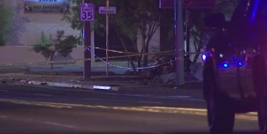 Phoenix FD: Two dead in fiery crash near 7th Avenue and Dunlap