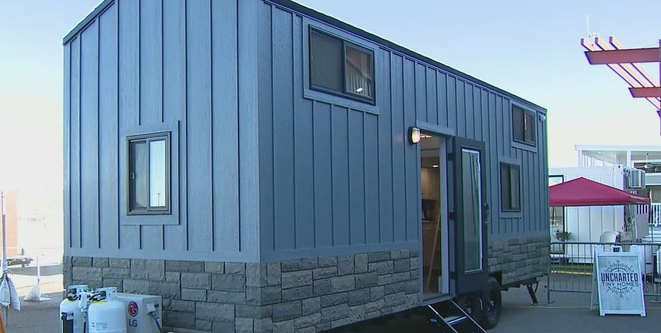 Maricopa County Home & Garden Show starts April 30 featuring Tiny Homes