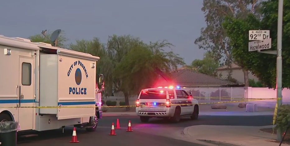 Multiple people shot, 1 dead after overnight shooting in Phoenix