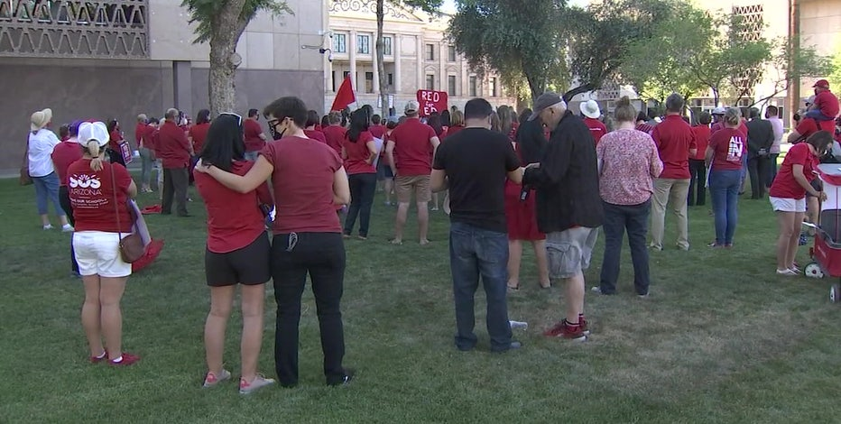 Educators cry foul as Arizona lawmakers consider Prop 208 surcharge exemptions
