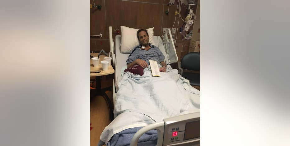 Man gets life-saving transplant at Scottsdale hospital months after surgery was called off