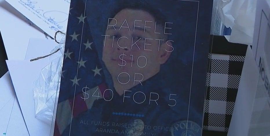 Gilbert community raises money for injured officer
