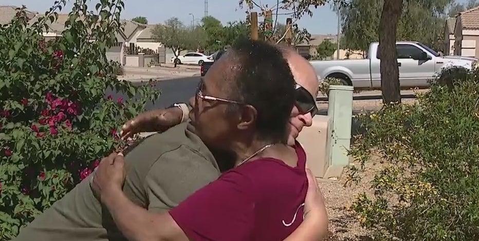 Off-duty paramedic rescues fallen El Mirage woman after medical emergency