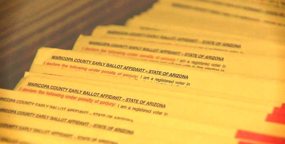 Arizona initiative would require ID with mail ballots